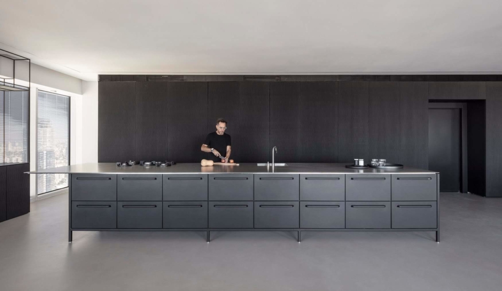 Inspiration PITT cooking - Architecture by Raz Melamed, Photography by Amit Geron